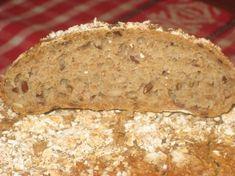 Celozrnný ovsený chlebík (fotorecept) - obrázok 7 Banana Bread, Desserts, Pizza, Food, Basket, Tailgate Desserts, Deserts, Essen, Postres