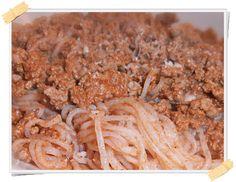 Shirataki di Konjac con ragù alla bolognese, un delizioso primo piatto da preparare dalla fase di crociera in poi, nei giorni di proteine + verdure (giorni