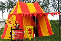 Reproduction tents for sale