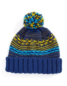 Jewellery & Accessories | Hats & Hair Accessories | Knit Pom Pom Hat | Hudson's Bay