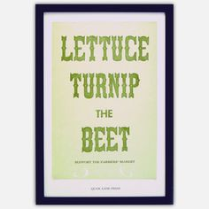 Turnip The Beet by Quail Lane Press