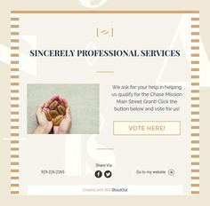 Sincerely Professional Services