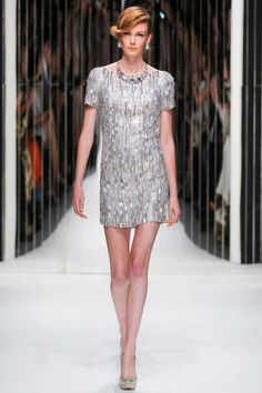 Jenny Packham Spring 2013 RTW Collection    Live a luscious life with LUSCIOUS: www.myLusciousLife.com
