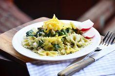 Spinach Farfalle Recipe on Yummly. @yummly #recipe