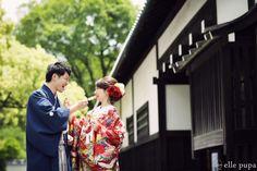 DATE OF JAPAN*at京都御苑 |*elle pupa blog*