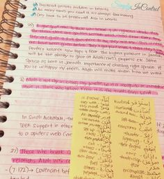 Note-taking tips and strategies. Ideas both for students who have loads of time and those who are swamped. BEST NOTE TAKING Nursing Students, College Students, Planners, Study Organization, Organizing, Note Taking Tips, College Survival, Study Hard, Study Skills