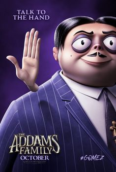 High resolution official theatrical movie poster ( of for The Addams Family Image dimensions: 2025 x Starring Oscar Isaac, Charlize Theron, Chloë Grace Moretz Charlize Theron, The Addams Family, Adams Family, Movies To Watch, Good Movies, Oscar Isaac, Fisher, Chloe Grace Moretz, Pikachu