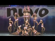 Abby Lee Dance Company - Little Party - YouTube