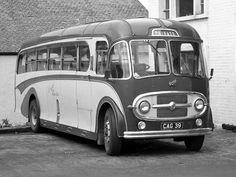 Bristol L6G Burlingham FC35F 1948-1958.