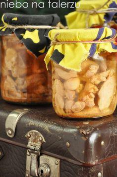 Mięso w słoikach to dobre rozwiązanie dla tych co wybierają się np. na łódkę albo na camping i nie lubią gotowania, albo gotowania w ciasnym...