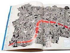 mapas tipográficos