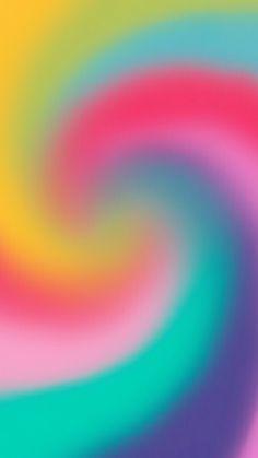 Ios 11 Wallpaper, Rainbow Wallpaper, Wallpaper Space, Apple Wallpaper, Pink Wallpaper, Colorful Wallpaper, Aesthetic Iphone Wallpaper, Galaxy Wallpaper, Aesthetic Wallpapers