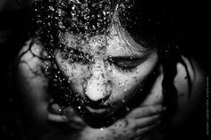 Chuva de Diamantes by Sara Bastos, via Behance