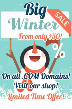 Domains For Sale Domain Name Ideas, Sale On, Winter Sale, Opportunity, Investing, Names, Website, Big, Amazing