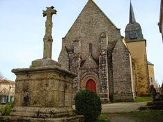 église de Beaufou, Vendée
