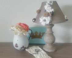 Petite Lamp by TrouveCreations1 on Etsy