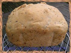 Pains multi graines et multi céréales en MAP - Dans la cuisine d'Audinette