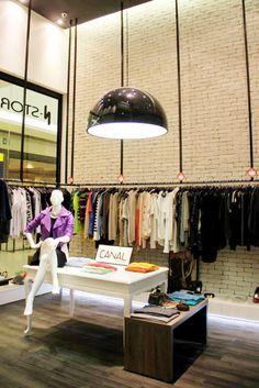 Informe publicitário: 10 ambientes comerciais com piso vinílico - Casa