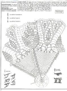 serwetka 189 - schemat