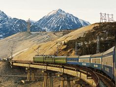 In its century of operation, the Trans-Siberian Railway has seduced and inspired countless filmmakers, novelists, poets, playwrights, photographers, and bucket-list adventurers. At its westernmost termini (St. Petersburg and Moscow), the expansive railway network connects with European trains from as far away as London.