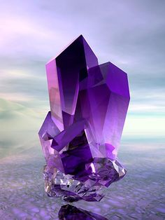 Purple Quartz ~ Beautiful! <3