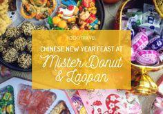 My Chinese New Year Feast! #FoodTravel #Food #Foodie #Donuts #Kuliner #KulinerSby #Culinary #Surabaya
