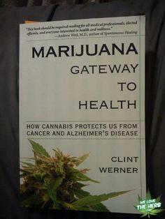 Marijuana; Gateway To Health, great book, must read.