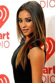 shay mitchell ombre - Google Search