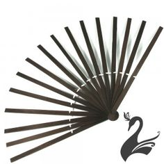 www.houseofadorn.com - Fan Plain Staves / Sticks Hand Fans Making Hardware Supplies