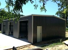 10 Most Inspiring Metal Building Homes   Garage   Steel ...