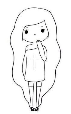 Visual result related to Oblyvian girls - Visual result related to Oblyvian girls, - Cute Easy Drawings, Cute Kawaii Drawings, Cool Art Drawings, Pencil Art Drawings, Disney Drawings, Cartoon Drawings, Kawaii Doodles, Oblyvian Girls, Kawaii 365