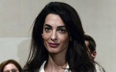 Amal Clooney takes on Armenia genocide case in European court Armenian History, Armenian Culture, Amal Clooney, George Clooney, Elgin Marbles, Facebook Features, Dark Look, Culture, Entryway