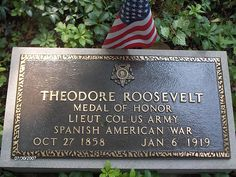 Theodore Roosevelt is the only U.S. president to have received the Medal of Honor.