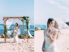 Bohemian Beach Wedding Ideas