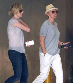 Ellen DeGeneres, Portia De Rossi Divorce: Portia Leaves Ellen For New Boyfriend – Wants To Get Pregnant