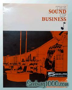 Seeburg 1000 and the Sound of Business from http://www.seeburg1000.com