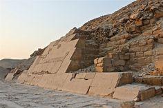Pyramid of Unas   Pyramid of Unas at dusk   Flickr - Photo Sharing!