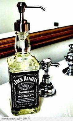 Jack Daniels Soap ;)
