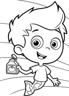 Bubble Guppies Coloring Page Luxury Bubble Guppies Printable Coloring Pages at Getcolorings Bubble Guppies Coloring Pages, Shark Coloring Pages, Paw Patrol Coloring Pages, Farm Animal Coloring Pages, Mermaid Coloring Pages, Free Coloring Sheets, Cool Coloring Pages, Free Printable Coloring Pages, Coloring Pages For Kids