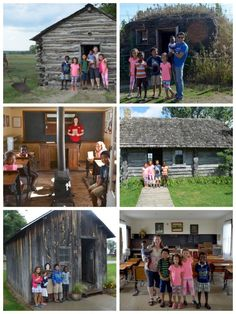 Laura Ingalls Wilder Museum Visits with Kids- the route to take to visit her homesteads, schools, and museums across the prairies of the Midwest, United States (Kansas, South Dakota, Minnesota, Wisconsin, Missouri)