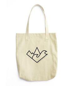 Wild & Sound Logo Tote Bag