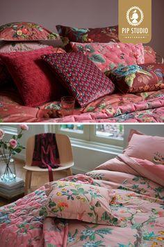Cute Home Decor, Cheap Home Decor, Pip Studio, Colorful Bedding, Small Room Design, Cool Furniture, Modern Decor, Home Remodeling, Living Room Decor