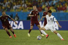 La Russie et la Corée du Sud partagent (1-1), la Belgique seule en tête du groupe H - lesoir.be
