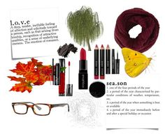 """""""4 Seasons: Example Set"""" by cloudy02 ❤ liked on Polyvore featuring beauty, Dolce&Gabbana, Smashbox, Deborah Lippmann, Bobbi Brown Cosmetics, Urban Decay, Ray-Ban, BCBGMAXAZRIA, Clinique and Post-It"""