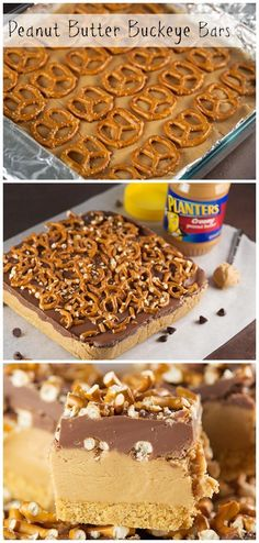 peanut butter buckeye bars collage.jpg