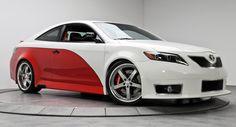 Toyota Camry Coupe NASCAR Edition » Los Mejores Autos