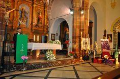 La Crónica del Alto Guadalquivir: Una bella estampa del Evangelista anuncia la Seman...