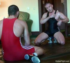 wrestling boys livingroom sweaty wrestlers photos