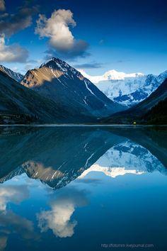Altai Sunset