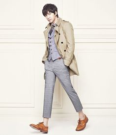 LEE SEUNG GI --- HERITORY'S S/S 2013 AD CAMPAIGN